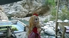 My sisters doll Apple White :)