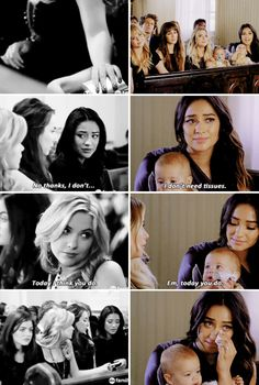 PLL 1x01 and 7x20