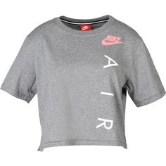 8f141de35bd3 Nike T-shirt (€29) ❤ liked on Polyvore featuring tops