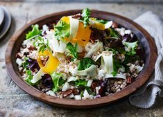 Image: Winter Vegetable Salad