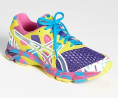 Pump up your work out with Asics!