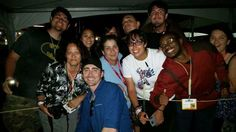 Lee Pace surprises fans who were waiting in line at 3:00 am to see The Hobbit panel | SDCC 2014.