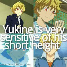 Anime Fact // Noragami Fact , Noragami Aragoto : Yukine (Sekki)