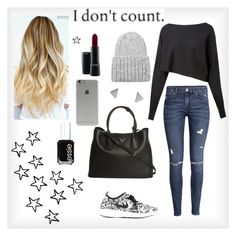 """""""🕷"""" by noypint ❤ liked on Polyvore featuring H&M, Forever 21, NIKE, Crea Concept, Prada, Essie, Incase, MAC Cosmetics, kitchen and vintage"""