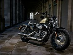 Harley Davidson Sportster Forty Eight Sweet Seventies