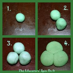 The Educators' Spin On It: Saint Patrick's Day Smash a Shamrock activity and more