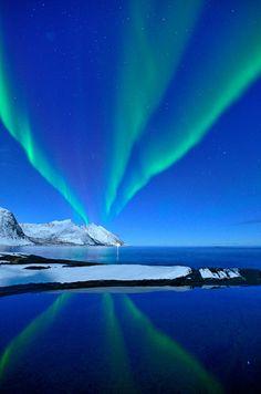 Senja, Norway #colour #colors #