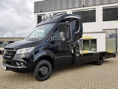 Mercedes Sprinter High Race Pakiet +  #kegger #mercedessprinter #autotransporter #abschleppwagen