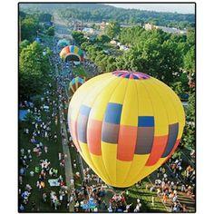 Fun Fest in Kingsport, TN