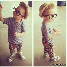 Детки модных блоггеров и просто модные детки / дети одетые модно