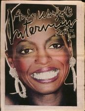 Interview Magazine Diana Ross 1976