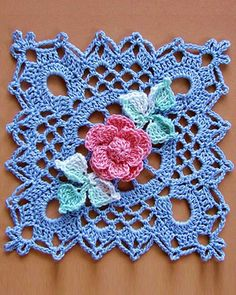 BC007 - Dainty Little Doilies Pattern Download - Shelia Doily