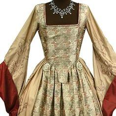 Anne Boleyn Gown