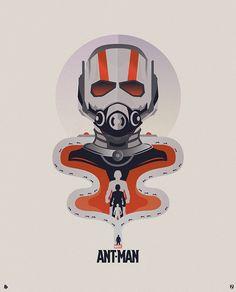 Ant-Man by Matt Needle