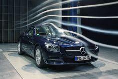 Mercedes-Benz SL-Class - Wind Tunnel Testing