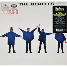 Vinyl Beatles - Help, EMI, 2012   Elpéčko - Predaj vinylových LP platní, hudobných CD a Blu-ray filmov The Beatles Help, Stage, Album, Rock, Movie Posters, Movies, Films, Stone, Film Poster