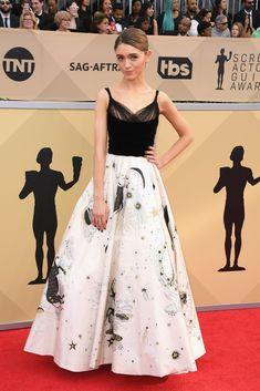Alison Brie Addresses James Franco Allegations on the SAG Awards Red Carpet