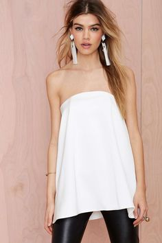Cameo The Ascent Bustier Top