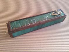 Hey, I found this really awesome Etsy listing at https://www.etsy.com/listing/190470011/israel-mezuzah-judaica-jewish-stained