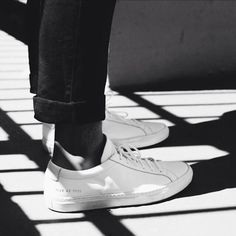 aestheticbullshit: COMMON PROJECTS.   simply aesthetic