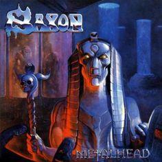 "L'album dei #Saxon intitolato ""Metalhead""."