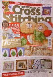 The World of Cross Stitching Issue 197 December 2012 Saved