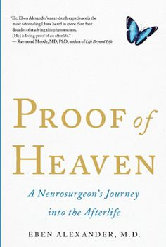 Proof Of Heaven - Dr. Eben Alexander, a Neurosurgeon has an experience that changes his view of God and Heaven