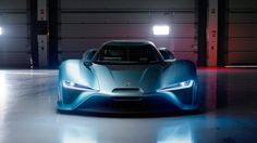 Chinese electric car startup NextEV has launched a vehicle it claims is the fastest electric car in the world.