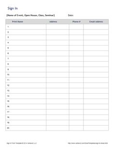 aa meeting attendance sheet printable places to visit attendance