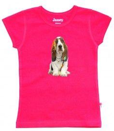 Roze indiaan shirt