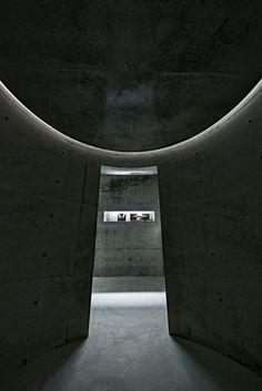Ando Museum   Tadao Ando Architect & Associates   Slide show   Architectural Record