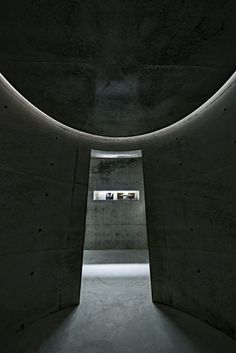 Chamber : Ando Museum, Honmura Naoshima Island, Japan | Tadao Ando