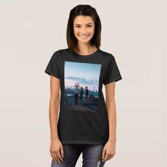 Brooklyn NYC T-Shirt - cool gift idea unique present special diy