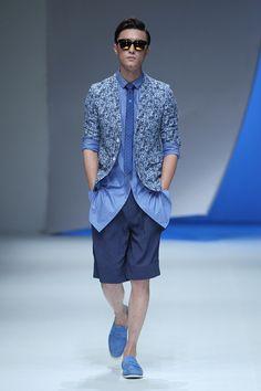 #Menswear #Trends LIU YONG Spring Summer 2015 Primavera Verano #Tendencias #Moda Hombre