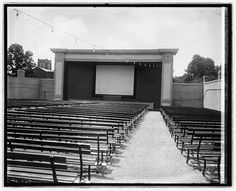 Savoy Gardens Theater (built in 1913 beside the Savoy Theater) stood at 3030 14th Street, N.W. and was used during the summer months. Destroyed in 1968 riots...
