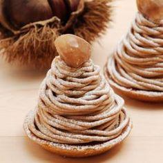 香ばしいタルトのモンブラン | レシピ| お菓子作り・パン作りの材料と道具の専門店 | cuocaクオカ