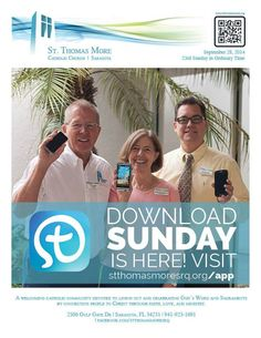 Learn more a Florida Parish on the Cutting Edge of Digital Ministry. Could your parish do this?