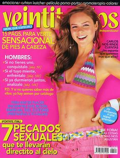 Revista Veintitantos, México, junio 2004