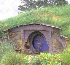 hobbit house door
