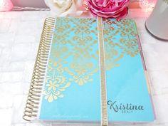 Erin Condren Life Planner 2013/2014 Review | Pretty Shiny Sparkly