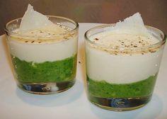 Zucchinikaviar mit Parmesancreme, ein raffiniertes Rezept aus der Kategorie Kalt. Bewertungen: 70. Durchschnitt: Ø 4,1.