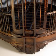, Diy Bird Cage, Antique Bird Cages, Wooden Bird, Parisian Style, Creatures, Chinese, Carving, Antiques, Prints