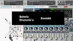 MÚSICA & CIA.: Video Aula Bateria Drummica