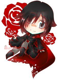 :RWBY: Ruby by XMireille-chanX.deviantart.com on @DeviantArt