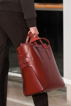 Man-bag or not i would carry this Hermes red leather bag Fashion Bags, Mens Fashion, Fashion Menswear, Paris Fashion, Tote Bags, Mens Tote Bag, Duffle Bags, Clutch Bags, Messenger Bags