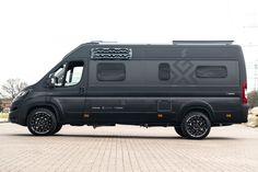 Mercedes Sprinter, Sprinter Camper, Vw T5, Ducato Camper, Custom Camper Vans, Tactical Truck, Hymer, Garage Furniture, Bus Living