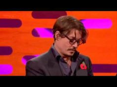 Johnny Depp with Ricky Gervais in The Graham Norton Show - COMPLETE  And Funny ツ