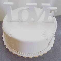 Engagementcake#love