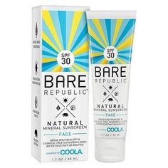 Bare Republic by Coola sunscreen