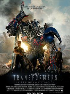 'Transformers: la era de la extinción'… ¡pulveriza la taquilla mundia